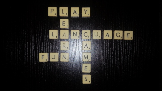 Image of Scrabble tiles
